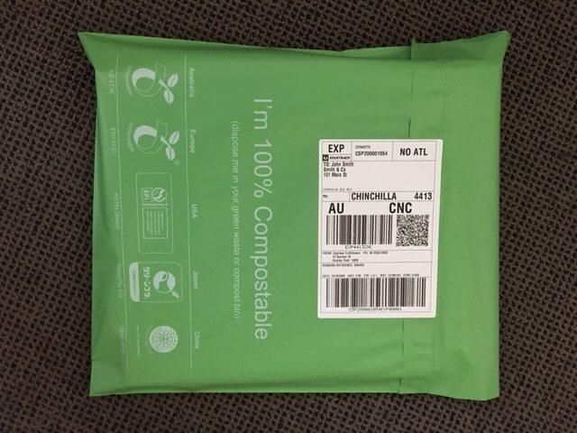 compostable satchels
